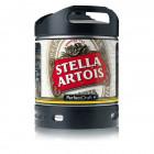 Bière Stella Artois 6L