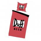Linges de lit DUFF Beer grand modèle