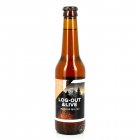Bière White Frontier - Log Out & Live - 33cl