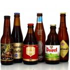 Sélection de bières - Escale en Belgique