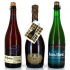 Sélection de bières de Fête - 3 bouteilles 75cl