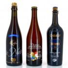 Sélection Bières vieillies en fût - 3 bouteilles de 75cl