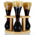 Verres Kwak - Quadro - 4 verres 33cl