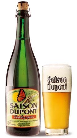 Bouteille Saison Dupont Bio - 75cl. .