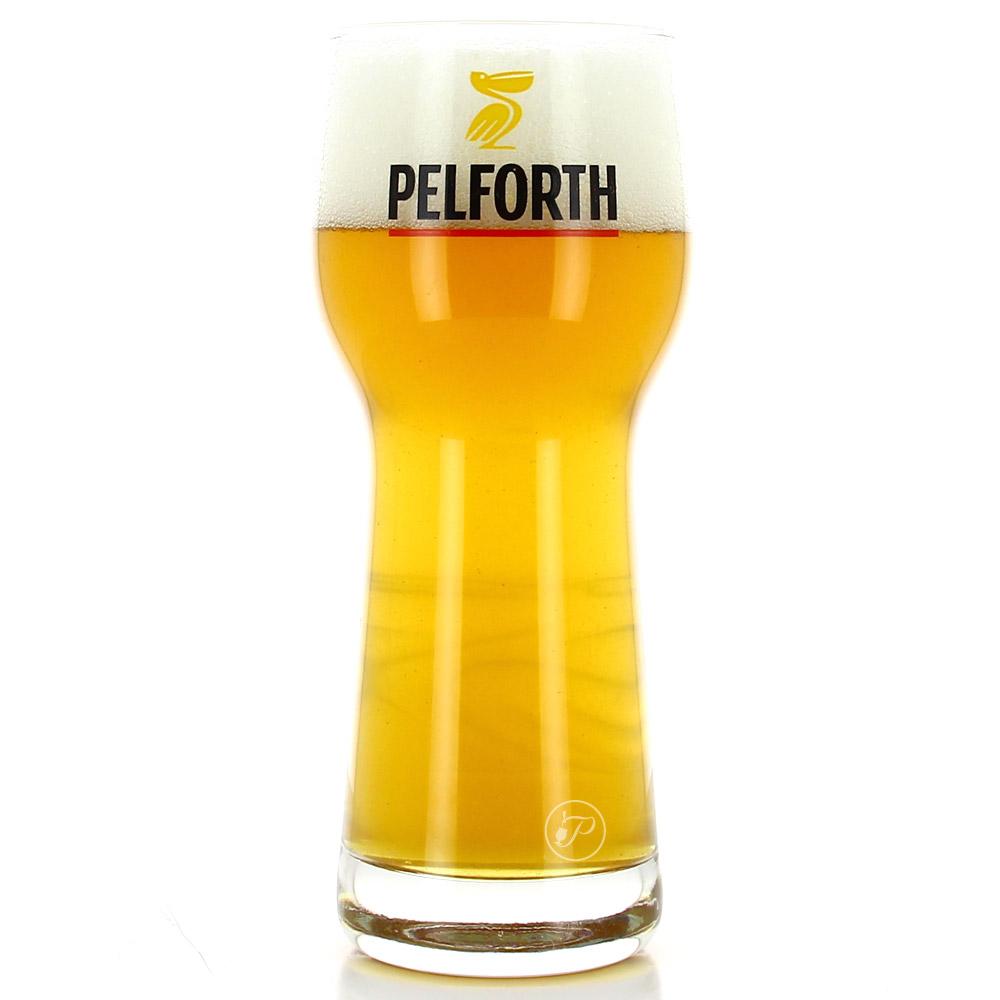 Pelforth verre a bière 50 cl. Verre bière Pelforth Origine  Blonde 50 cl La Pelforth est une bière de caractère que l'on r