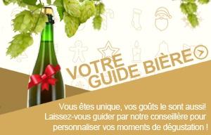 Contacter votre Guide bière personel