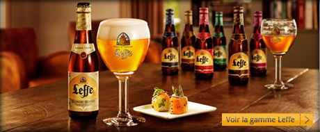 gamme leffe