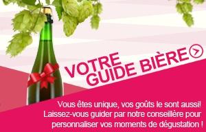Contacter votre Guide bière personnel