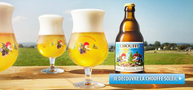 Découvrez la Chouffe Soleil 2017