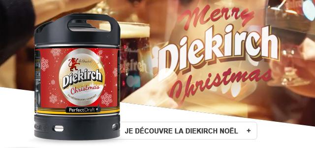 Découvrez le Fut PerfectDraft Diekirch Noël