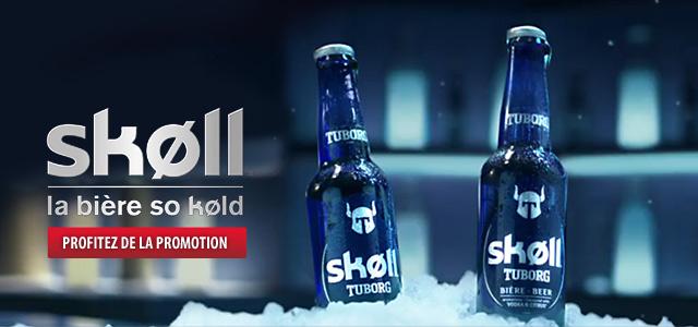 PROMOTION : la bière so Kold