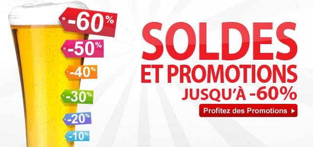 Promotions à Gogo! jusqu'a -60% - SOLDES
