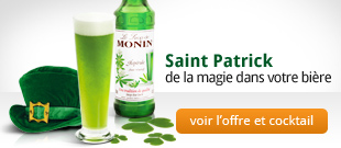 Découvrez les cocktails pour la Saint Patrick