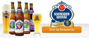 Brasserie du Mois : Découvrez la brasserie Schneider Weisse et les 6 générations familliale dédié à la bière