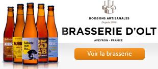 Brasserie du Mois : Découvrez la brasserie d'Olt