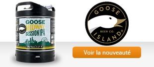 La bière Goose Island est de retour avec sa Session IPA en fut PerfectDraft
