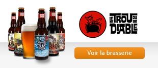 Brasserie du Mois : Découvrez la brasserie Trou du Diable