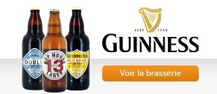 Brasserie du Mois : Découvrez la brasserie Guinness