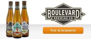 Brasserie du Mois : Découvrez la brasserie Boulevard Brewing Company
