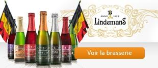 Brasserie du Mois : Découvrez la brasserie Lindemans