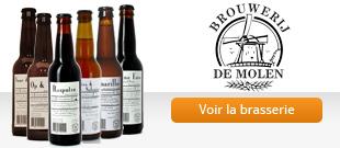 Brasserie du Mois : Découvrez la brasserie De Molen