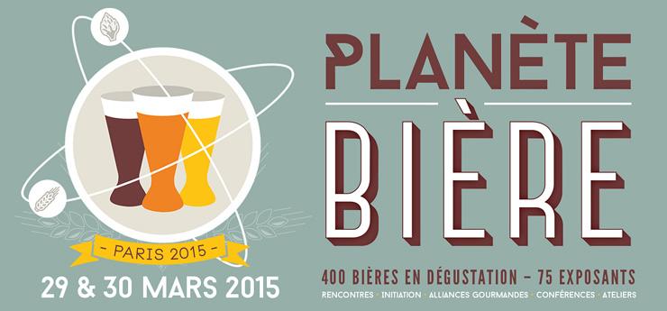 Billeterie Planet bière - Salon de Bière de Paris avec 400 bières à déguster