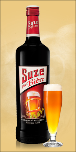 cocktail biere suze pour biere