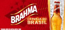 Bière du Brésil Brahma