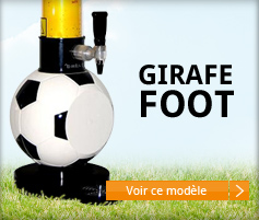 girafe foot