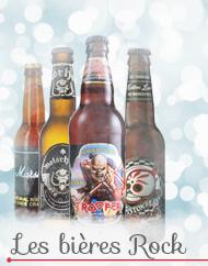 Idées Cadeaux : les Bières Rock pour faire plaisir à Noël
