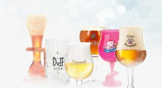 Idées Cadeaux : les Verres à bière pour faire plaisir à Noël